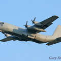 RAF C-130 departing Wattisham #1