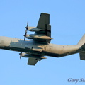 RAF C-130 departing Wattisham #2