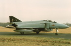 74 Sqn Phantom at Wattisham