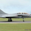 Rafale taxiing out