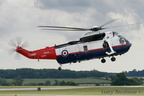 The Boscombe Down Sea King
