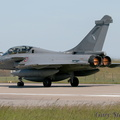 Rafale take off roll #2