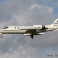 Oh no! It's another Learjet (C-21) from Ramstein...