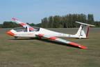 ZE611 for 611 Volunteer Gliding Squadron