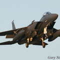 Evening arrival at Lakenheath #1