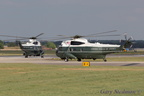 HMX-1 taxiing out #2