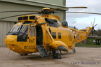 'B' Flight, 22 Sqn Sea King HAR3A at Wattisham