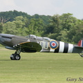 Spitfire take off roll #2