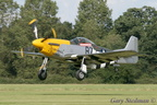 OFMC P-51 take off roll #1