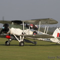 Swordfish taxiing in