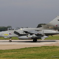 Marham Tornado's at Coningsby.