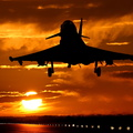 Sunset at Coningsby #1