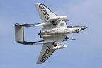 Sea Vixen display at Duxford #3