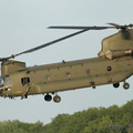 Chinook coming out of Wattisham