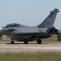 Rafale take off roll #1
