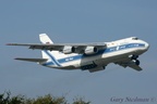 Antonov departing Wattisham #2