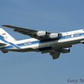 Antonov departing Wattisham #1