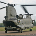 Chinook departing