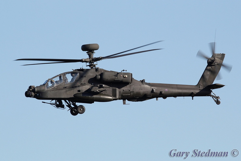 Apache out for the Evening