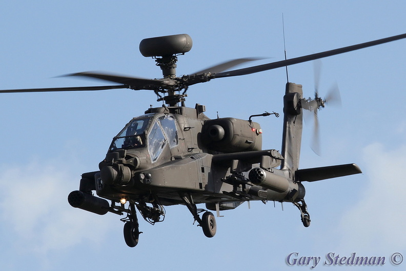 AAC Apache display 2011 #2