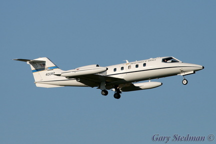 More Learjets
