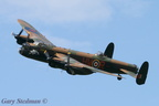 BBMF Lancaster on the bank at Rougham #2