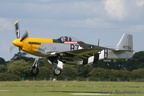 OFMC P-51 take off roll #2