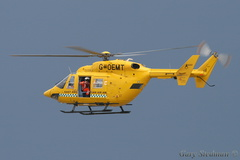 East Anglian Air Ambulance.