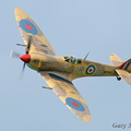 BBMF Spitfire at Rougham.