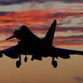 Sunset at Coningsby #4