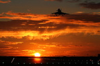 Sunset at Coningsby #2