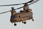 Chinook leaving Wattisham #1
